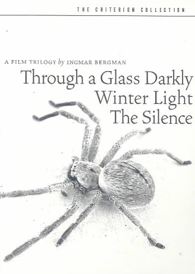 INGMAR BERGMAN TRILOGY - CRITERION BY BERGMAN,INGMAR (DVD)