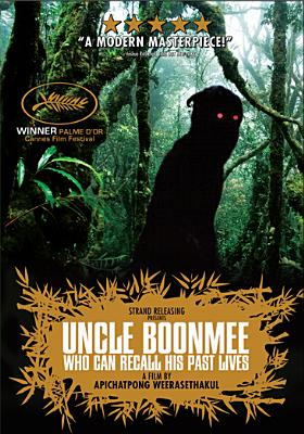 UNCLE BOONMEE WHO CAN RECALL HIS PAST BY WEERASETHAKUL,APICH (DVD)