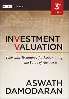 Investment Valuation By Damodaran, Aswath